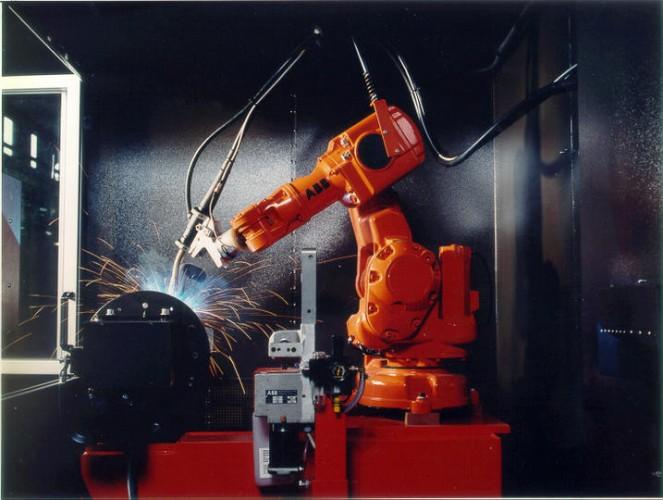 Robot Svejsning