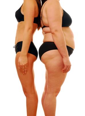 Følg en slankekur og tab hurtigt de overflødige kilo