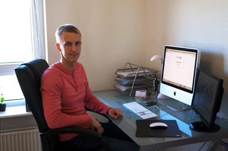 Jacob Leander Webdesign
