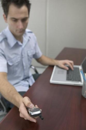 Telefonpasning og beskedservice