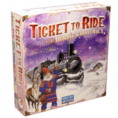 Spil Ticket to Ride med familien
